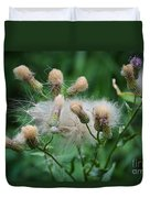 Maturing Weed Duvet Cover