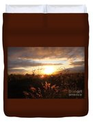 Maui Kulamalu Sunset Duvet Cover