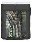 Mausoleum Arches Duvet Cover
