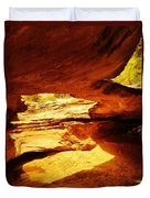Maverick Natural Bridge Duvet Cover