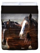 Mavericks Duvet Cover