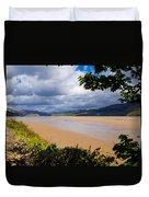 Mawddach Estuary Duvet Cover