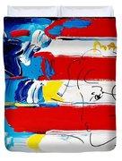 Max Stars And Stripes Duvet Cover