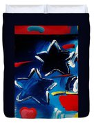 Max Two Stars Duvet Cover