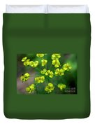 May Explosion Duvet Cover by Neal Eslinger