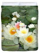 May Pond Duvet Cover