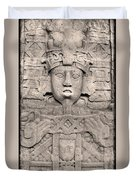 Maya Copan Duvet Cover