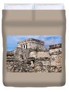 Mayan Tulum Duvet Cover