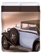 Maybach Car 5 Duvet Cover