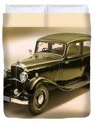 Maybach Car 6 Duvet Cover