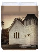 Maybe A Church Duvet Cover