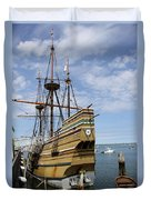 Mayflower II Duvet Cover