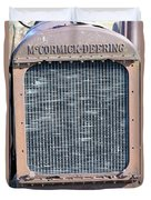 Mccormick Deering 2 Duvet Cover
