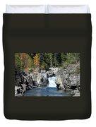 Mcdonald Creek Duvet Cover