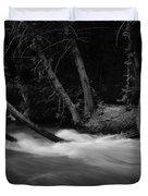 Mcdonald River   #1983 Duvet Cover