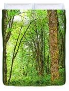 Mclane Wetlands Nature Preserve Duvet Cover