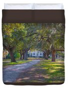 Mcleod Plantation Duvet Cover