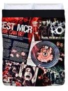 MCR Duvet Cover