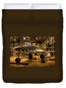 Me-262 Swallow Duvet Cover