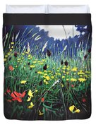 Meadow Glory Duvet Cover