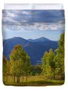 Meadow Highlights Duvet Cover