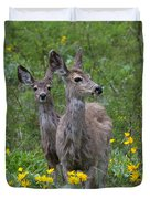Meadow Meal Duvet Cover