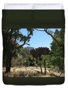Meadow Zion Park Duvet Cover