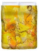 Meandering Melody Duvet Cover