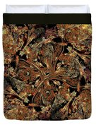 Meandering Pattern Duvet Cover