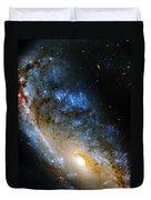 Meathook Galaxy Duvet Cover