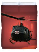 Medevac The Sound Of Hope Duvet Cover