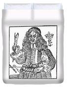 Medicine: Charlatan, C1600 Duvet Cover