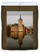 Medieval Castle Duvet Cover