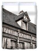Medieval House Duvet Cover