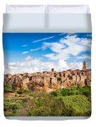 Medieval Tuscany Duvet Cover