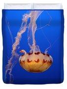 Medusa Jellyfish  Duvet Cover