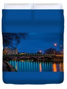 Medway Bridge Duvet Cover