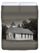 Meeting House Duvet Cover