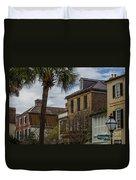 Meeting Street Homes Duvet Cover