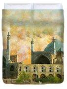 Meidan Emam Esfahan Duvet Cover