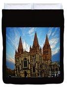 Melbourne Church Duvet Cover