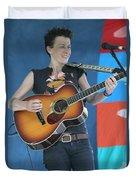 Melissa Ferrick Duvet Cover