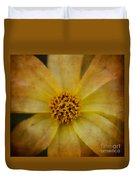 Mellow Yellow  2 Duvet Cover