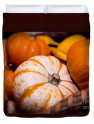 Melons Duvet Cover by Nelson Watkins