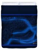 Membrane 2 Duvet Cover