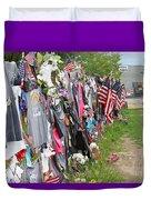 Memorial 2 Duvet Cover