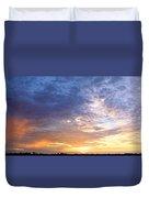 Memorial Morning Duvet Cover