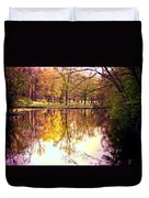 Memorial Park - Henry County Duvet Cover
