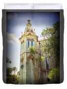 Memorial Presbyterian Church Duvet Cover