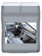 Mercedes 560 Sec Interior Duvet Cover